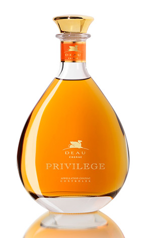 Deau will also be showing its Privilège cuvée – a unique blend of Cognacs, slowly matured in ageing cellars.