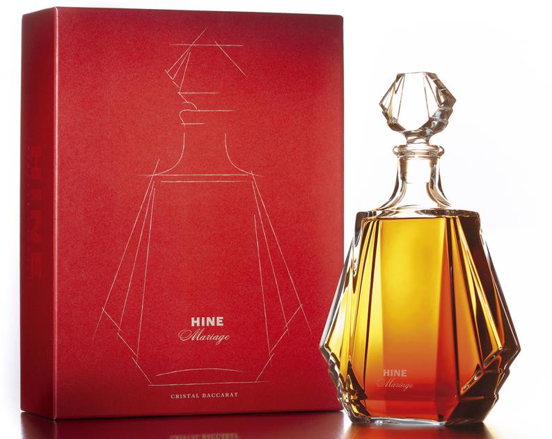 8. Hine Prestige Marriage de Thomas Hine Cognac