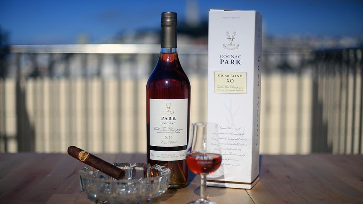 A Cognac worthy of a fine cigar.