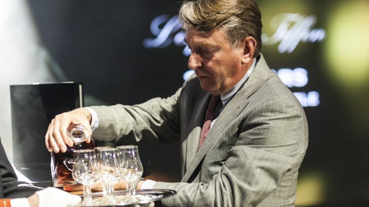 Historic Cognac launched in Poland.