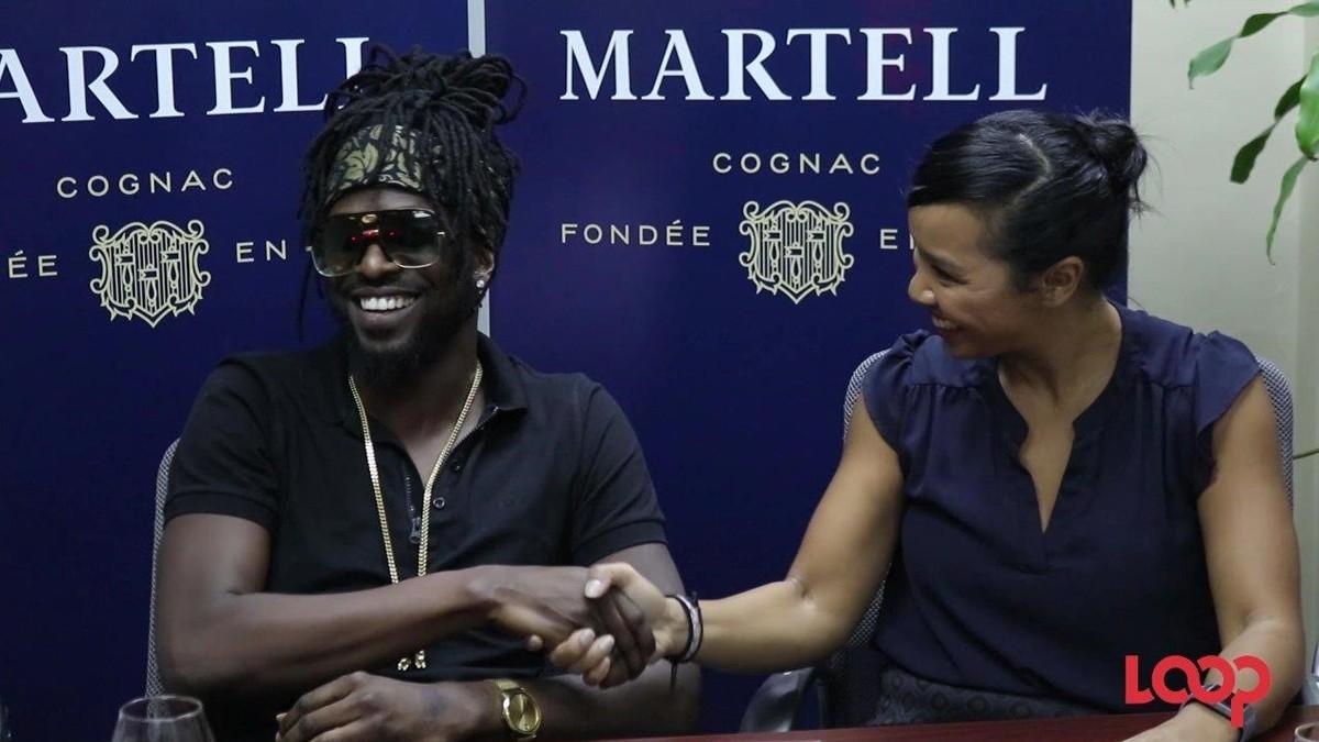 Martell signe Skinny Fabulous comme ambassadeur de la marque