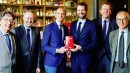 Cognac wins the Michelin Guide 2021 stars ceremony