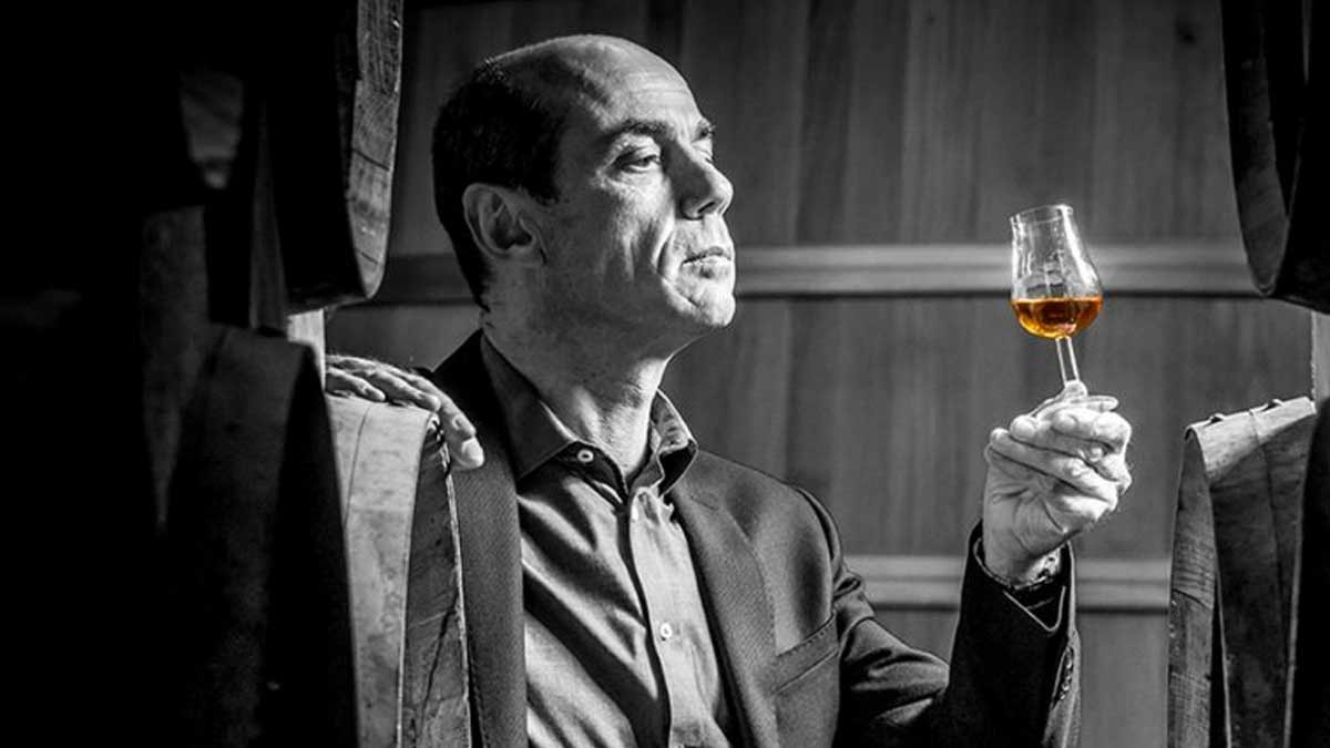 A cellar master, one word: Patrice Piveteau and  « oak »