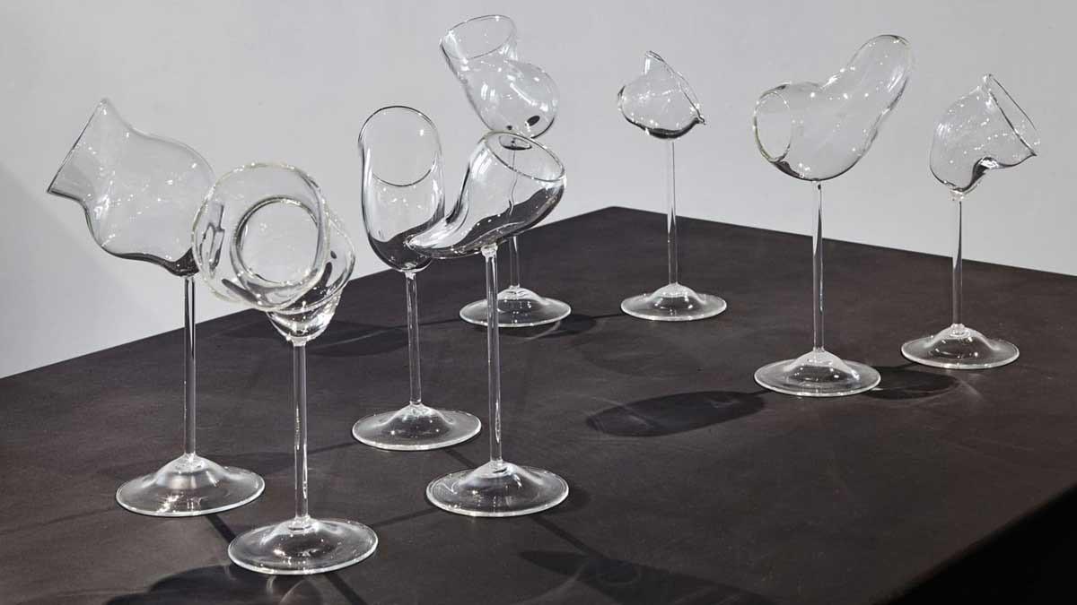 """Exhibition """"Inversant"""": glass and design at the Cité du Vin in Bordeaux"""