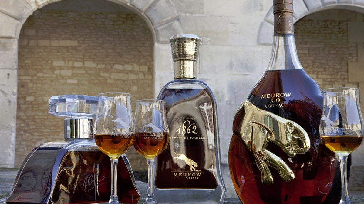 Meukow, the prestigious Cognac brand, relies on TSC printers