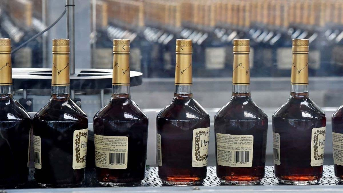 Absolute record in 2018 for cognac sales