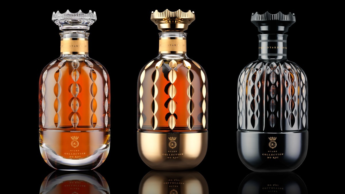Rare Baron Otard du Roi Cognac set sells for nearly US$130,000 at ARI's Auckland Airport store
