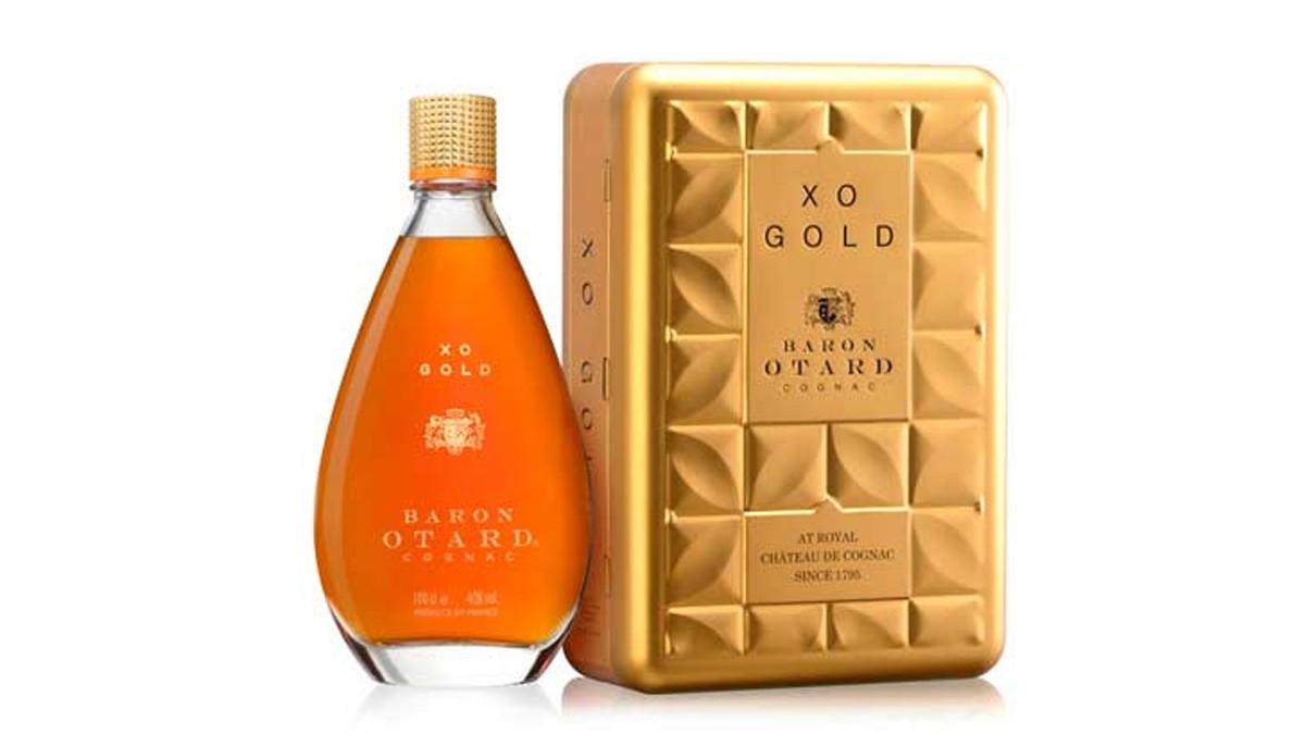 Baron Otard Cognac creates Chinese New Year gift tin