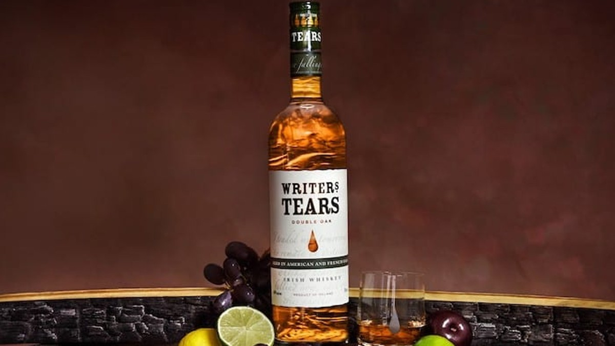 Writers' Tears Announces Double Oak Irish Whiskey.